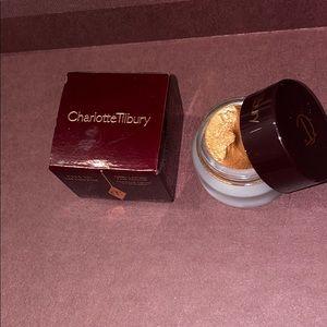 Charlotte Tilbury Cream Shadow Star Gold